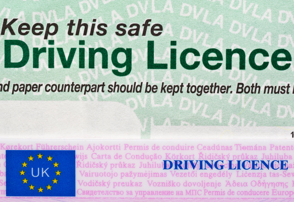 Too Many Licence Points